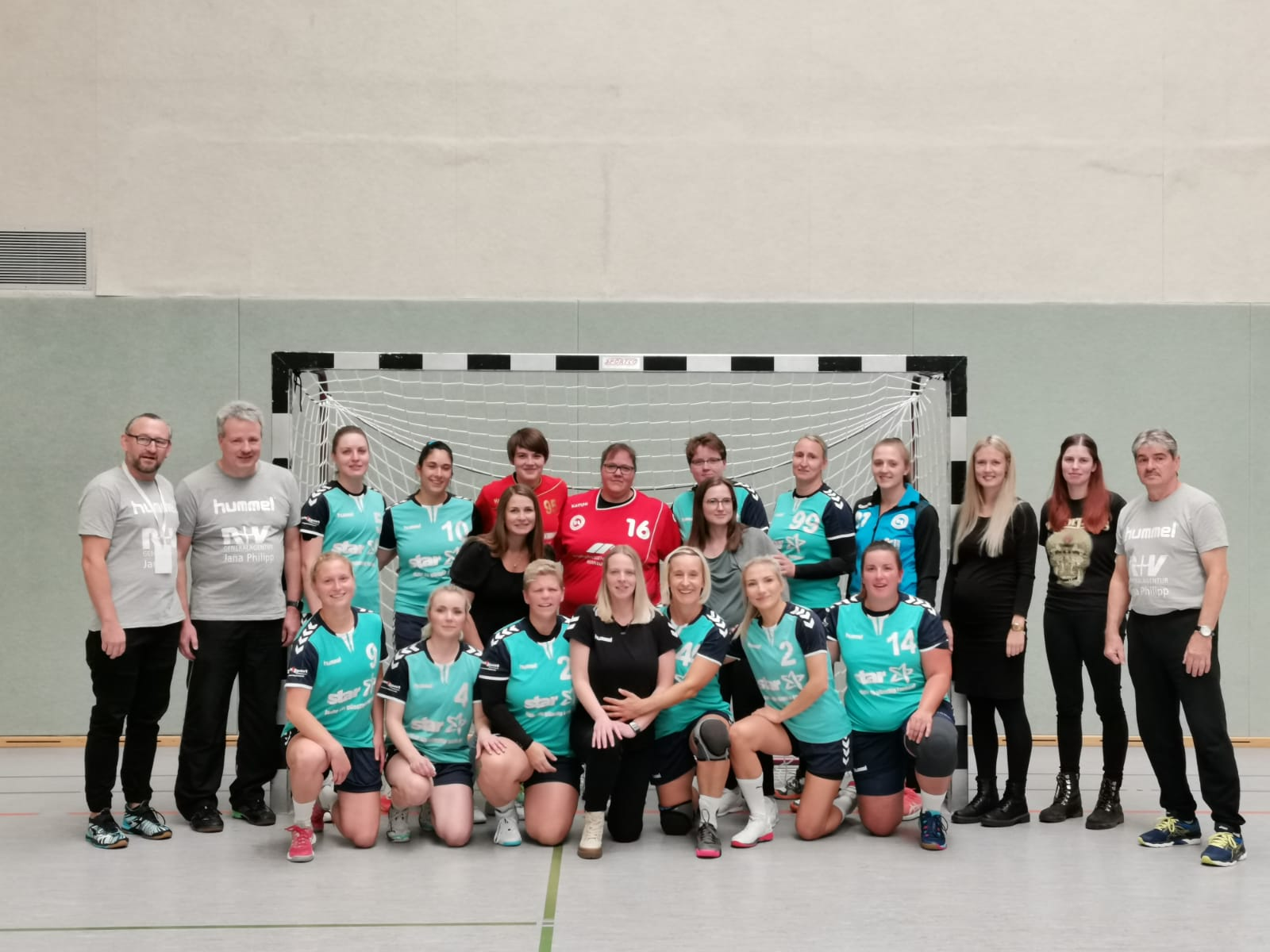 1. Frauenmannschaft